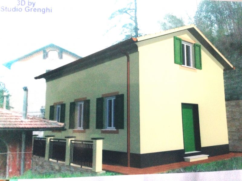 Villa in vendita a Genova, 8 locali, zona Località: PONTEDECIMO, prezzo € 265.000 | Cambio Casa.it