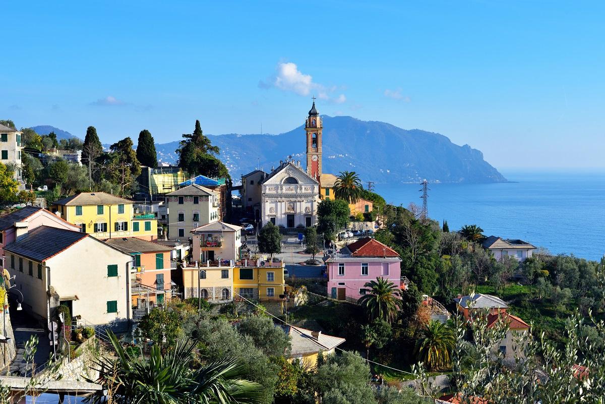 Appartamento in vendita a Pieve Ligure, 6 locali, prezzo € 320.000 | PortaleAgenzieImmobiliari.it