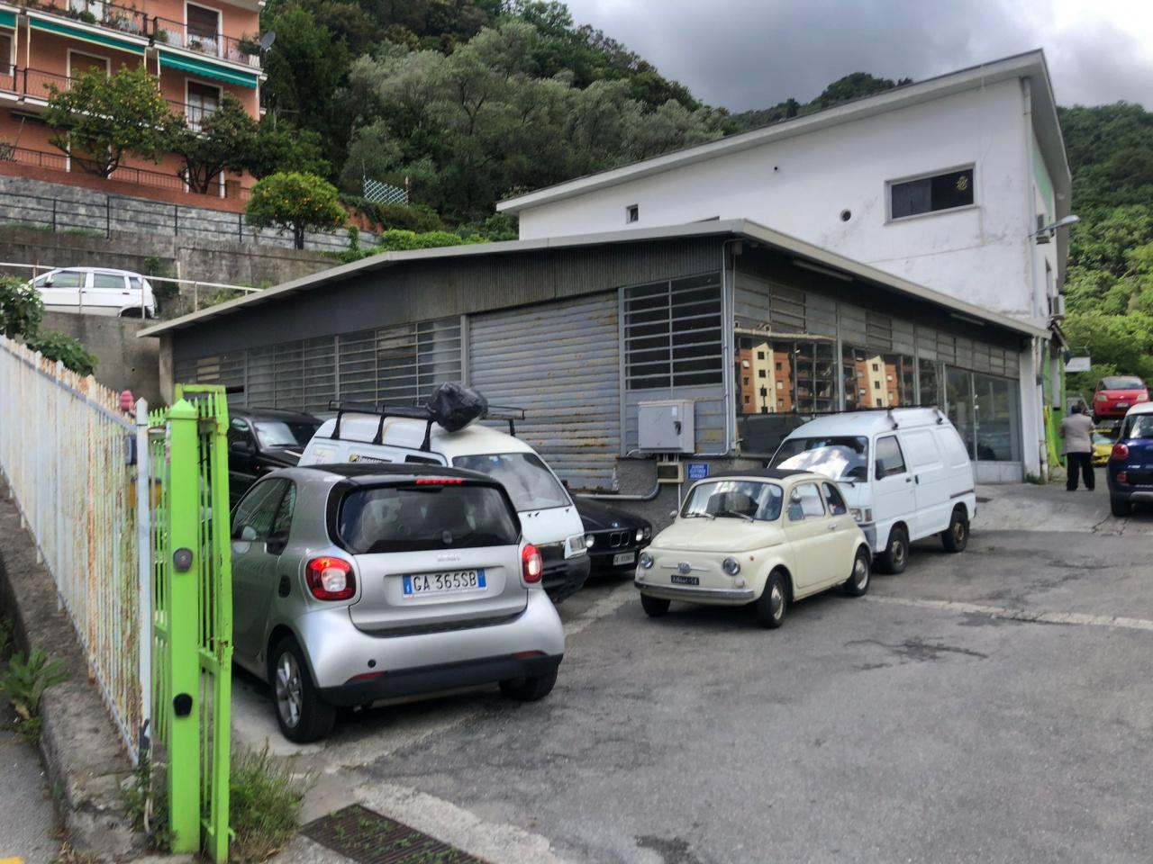 Capannone in vendita a Recco, 6 locali, prezzo € 590.000 | PortaleAgenzieImmobiliari.it