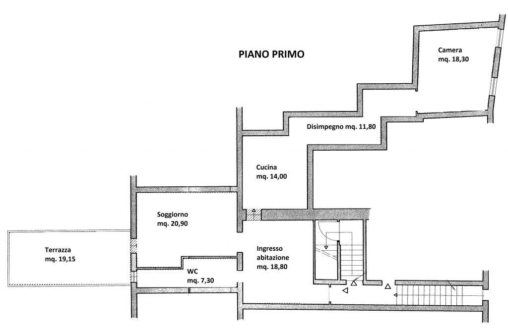 Vendita  bilocale Monteroni d Arbia Via Roma 1 891063