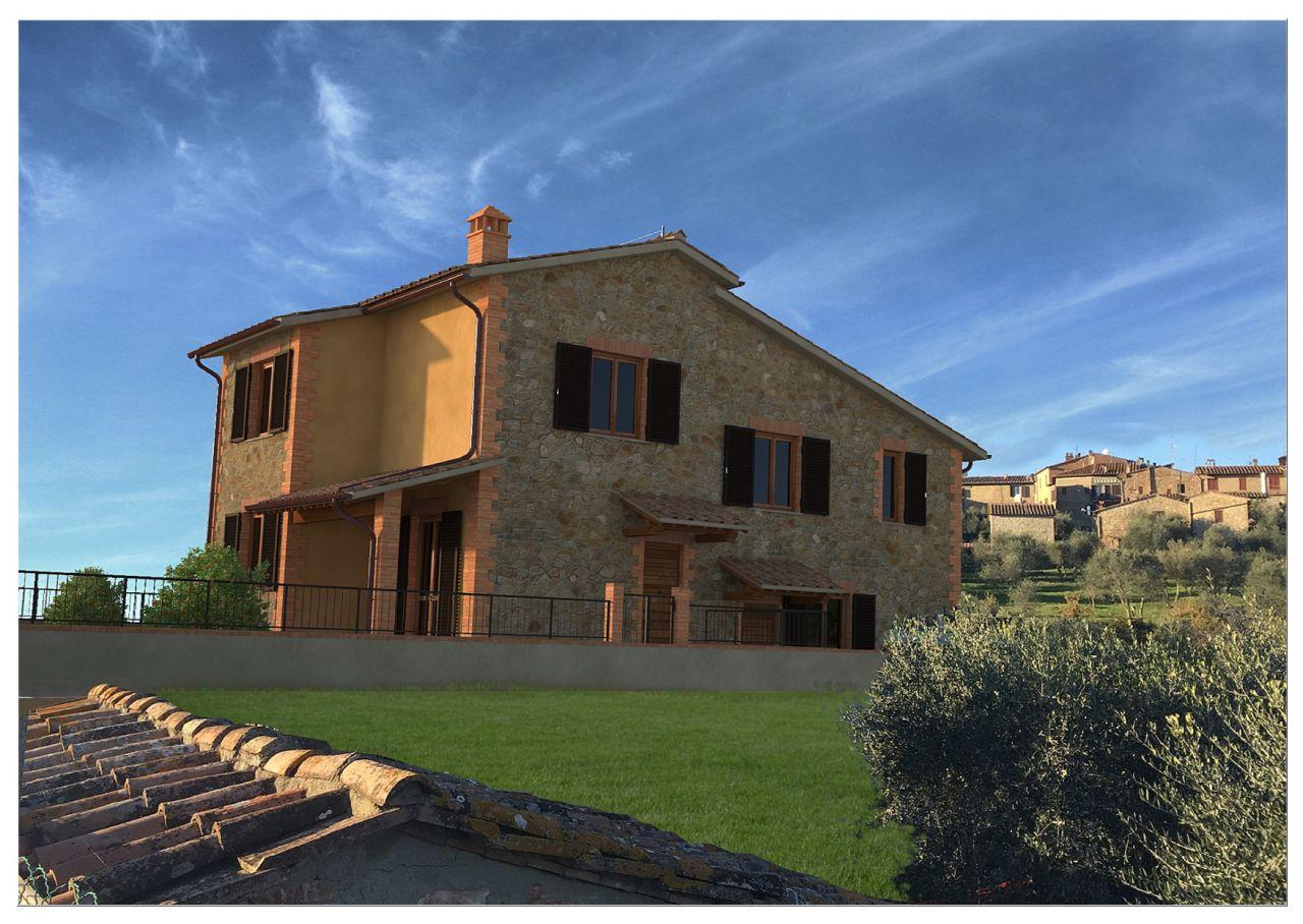 Soluzione Indipendente in vendita a Murlo, 4 locali, prezzo € 260.000 | CambioCasa.it