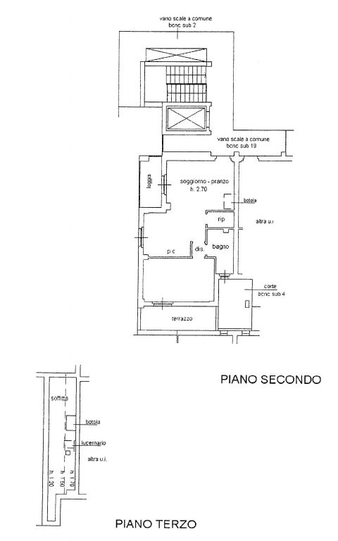 Vendita  bilocale Monteroni d Arbia Via Lelio Basso 1 1025361