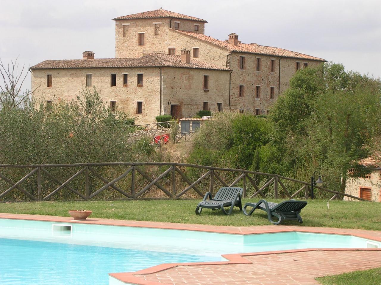 Appartamento in affitto a Rapolano Terme, 2 locali, prezzo € 450 | CambioCasa.it
