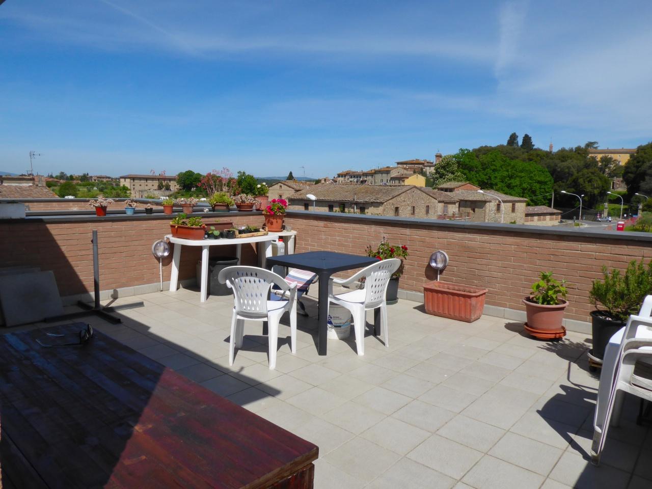 Appartamento in vendita a Castelnuovo Berardenga, 2 locali, prezzo € 95.000 | PortaleAgenzieImmobiliari.it
