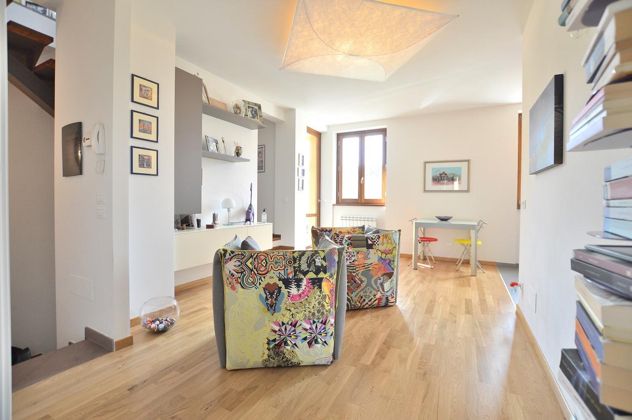 Appartamento in vendita a Monteroni d'Arbia, 3 locali, prezzo € 165.000   CambioCasa.it