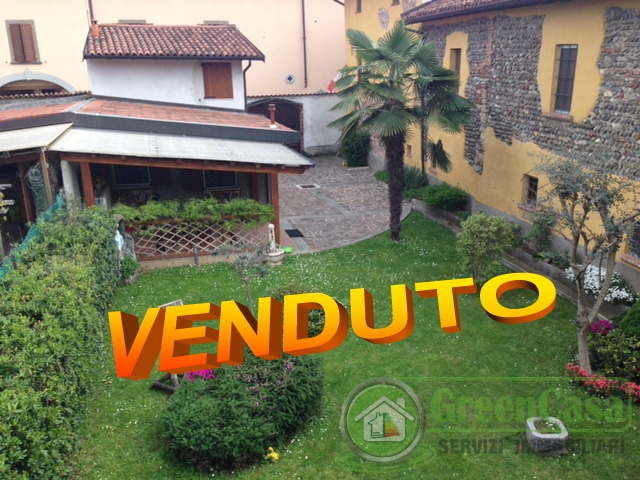 Soluzione Semindipendente in vendita a Cologno al Serio, 2 locali, prezzo € 120.000   PortaleAgenzieImmobiliari.it