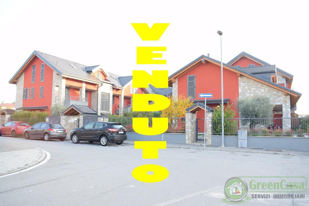 Appartamento in vendita a Cavenago di Brianza, 3 locali, prezzo € 149.000 | PortaleAgenzieImmobiliari.it