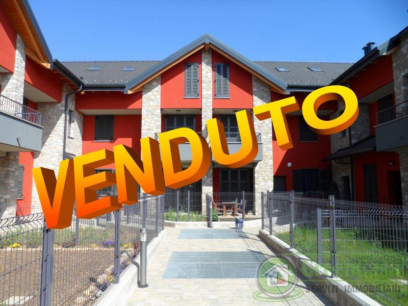 Appartamento in vendita a Cavenago di Brianza, 3 locali, prezzo € 185.000 | PortaleAgenzieImmobiliari.it