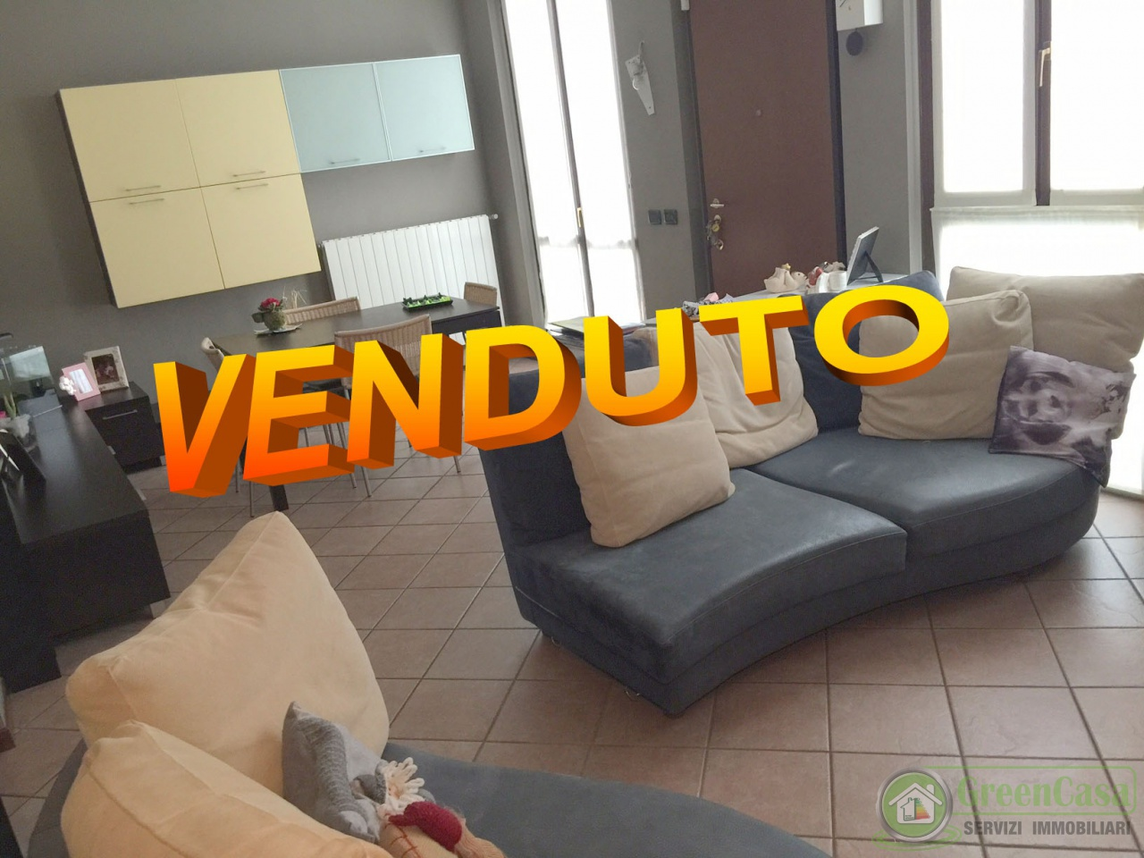 Appartamento in vendita a Caponago, 3 locali, prezzo € 158.000   PortaleAgenzieImmobiliari.it