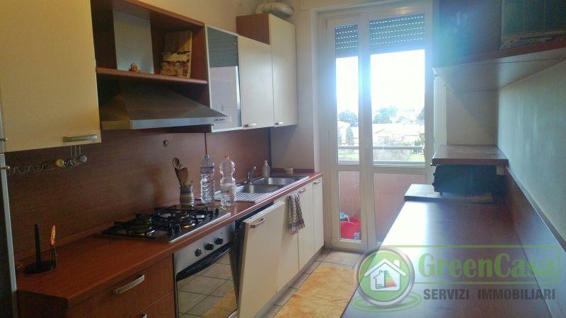 Appartamento in affitto a Agrate Brianza, 3 locali, prezzo € 650 | Cambiocasa.it