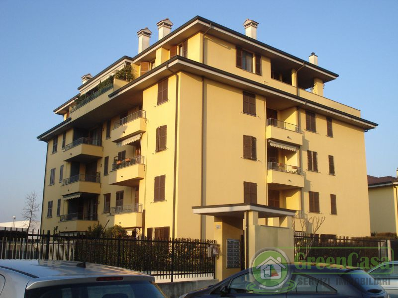 Appartamento in affitto a Agrate Brianza, 3 locali, zona Località: CAPONAGO, prezzo € 600 | Cambiocasa.it