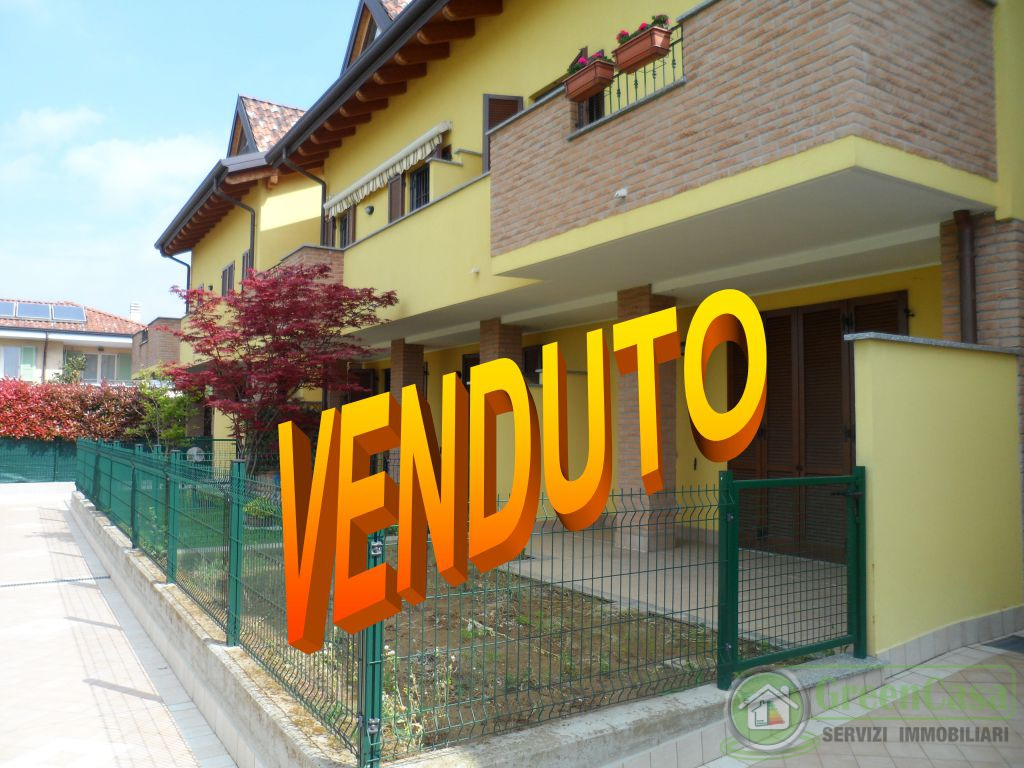 Appartamento in vendita a Cavenago di Brianza, 2 locali, prezzo € 125.000 | PortaleAgenzieImmobiliari.it