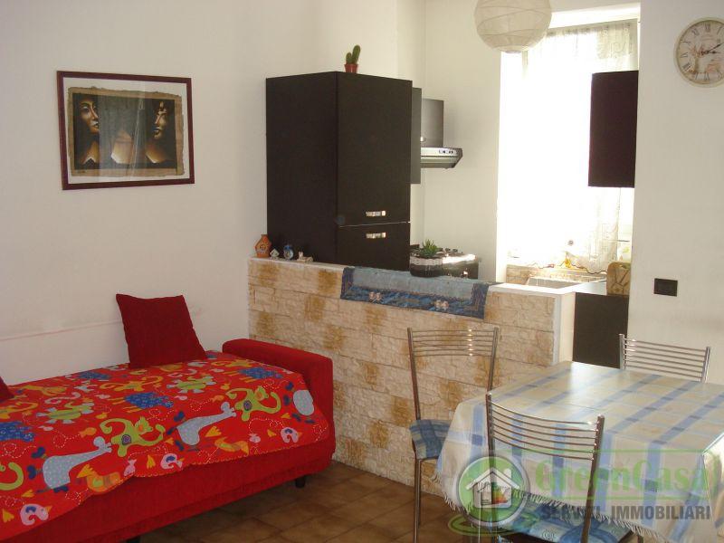 Appartamento in affitto a Agrate Brianza, 2 locali, prezzo € 450   Cambiocasa.it