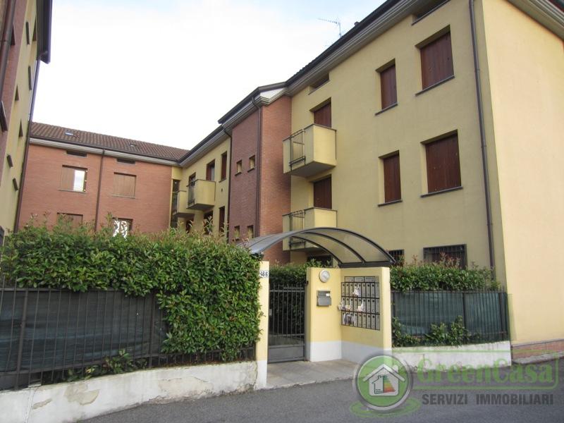 Bilocale Agrate Brianza Via Lecco 10