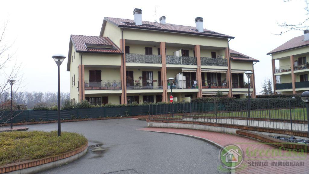 Bilocale Ornago Via Sanatorio 13