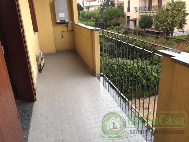 Bilocale Agrate Brianza Via Lecco 2