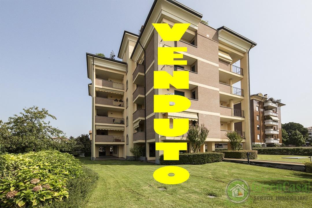 Appartamento in vendita a Agrate Brianza, 3 locali, prezzo € 215.000 | PortaleAgenzieImmobiliari.it