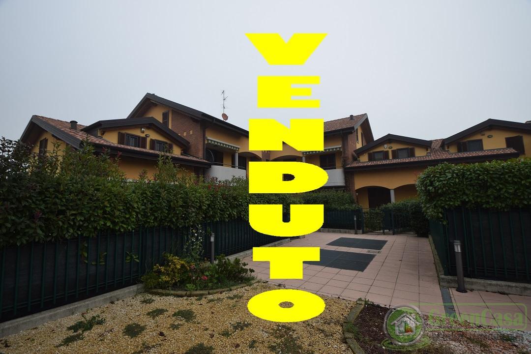 Appartamento in vendita a Cavenago di Brianza, 2 locali, prezzo € 100.000 | PortaleAgenzieImmobiliari.it