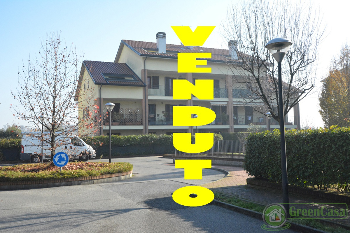 Appartamento in vendita a Ornago, 2 locali, prezzo € 115.000 | PortaleAgenzieImmobiliari.it
