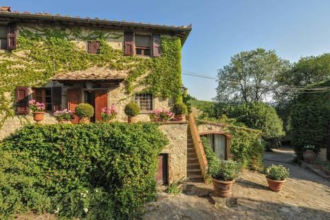Rustico / Casale in vendita a Castellina in Chianti, 22 locali, Trattative riservate | CambioCasa.it