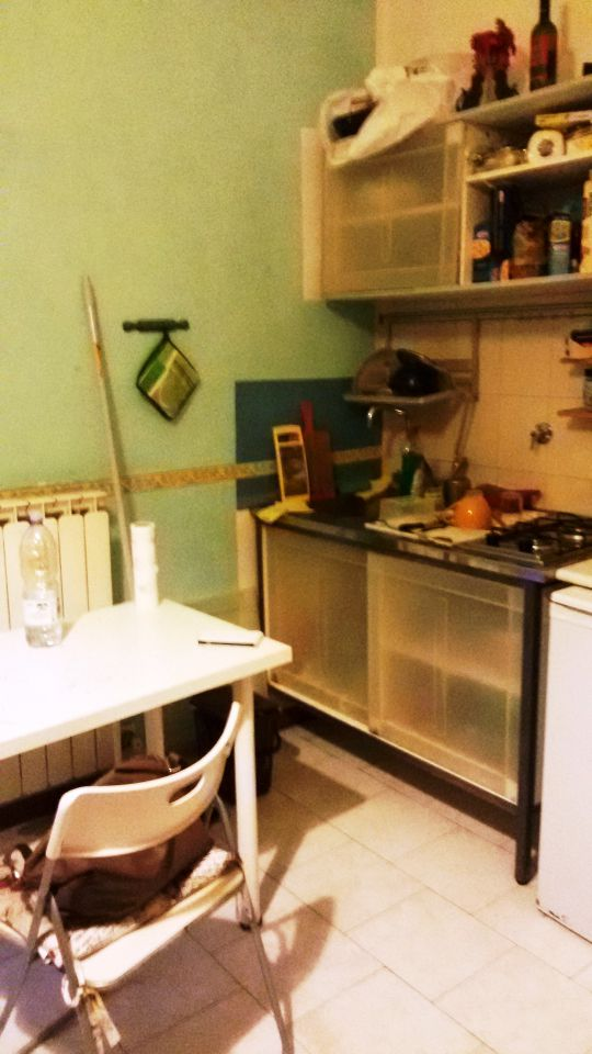 Monolocale in buone condizioni arredato in affitto