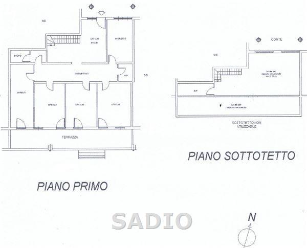 Ufficio / Studio in Affitto a Grosseto