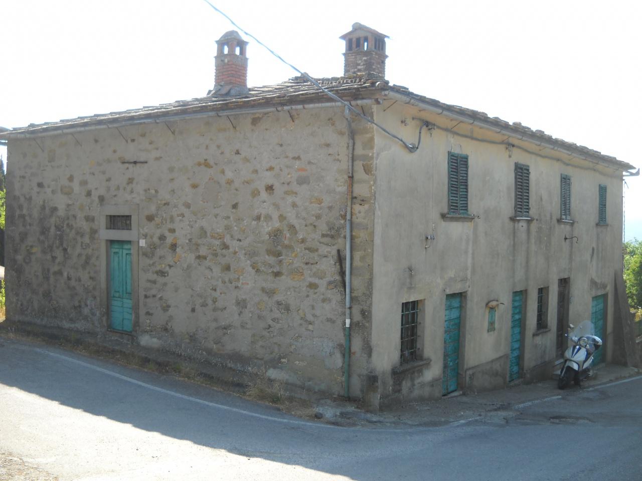Rustico / Casale in Vendita a Capolona