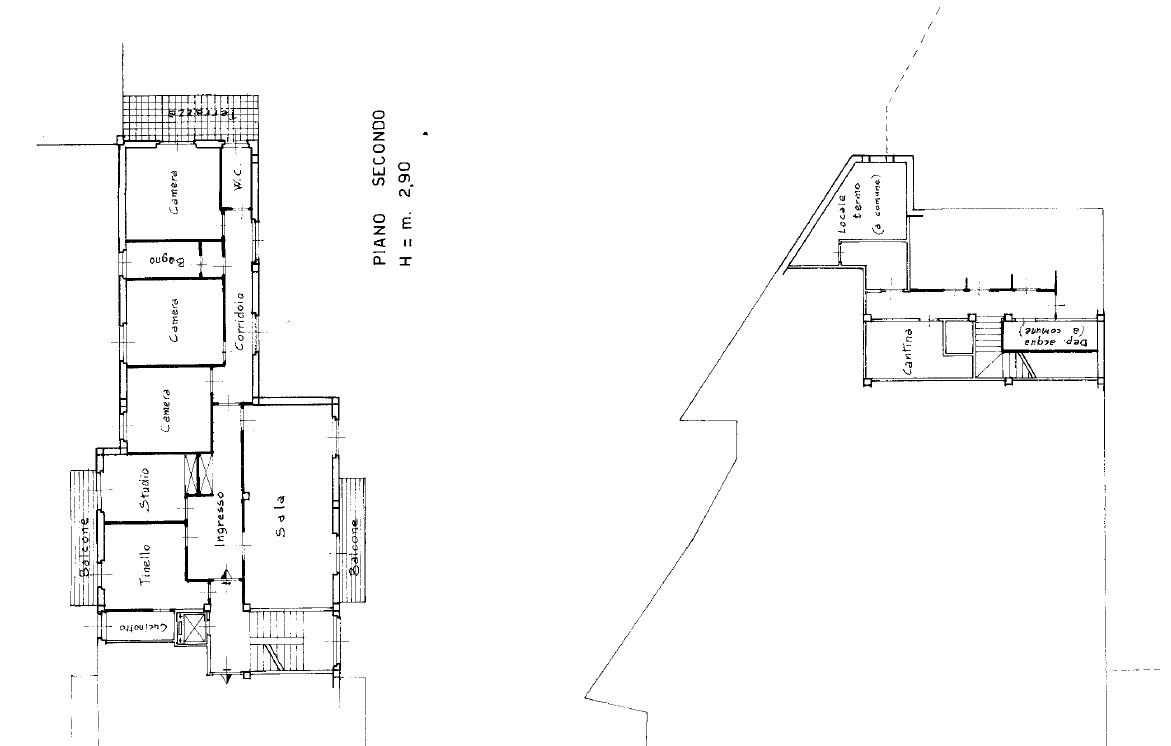Appartamento in vendita a Arezzo, 7 locali, prezzo € 300.000 | PortaleAgenzieImmobiliari.it