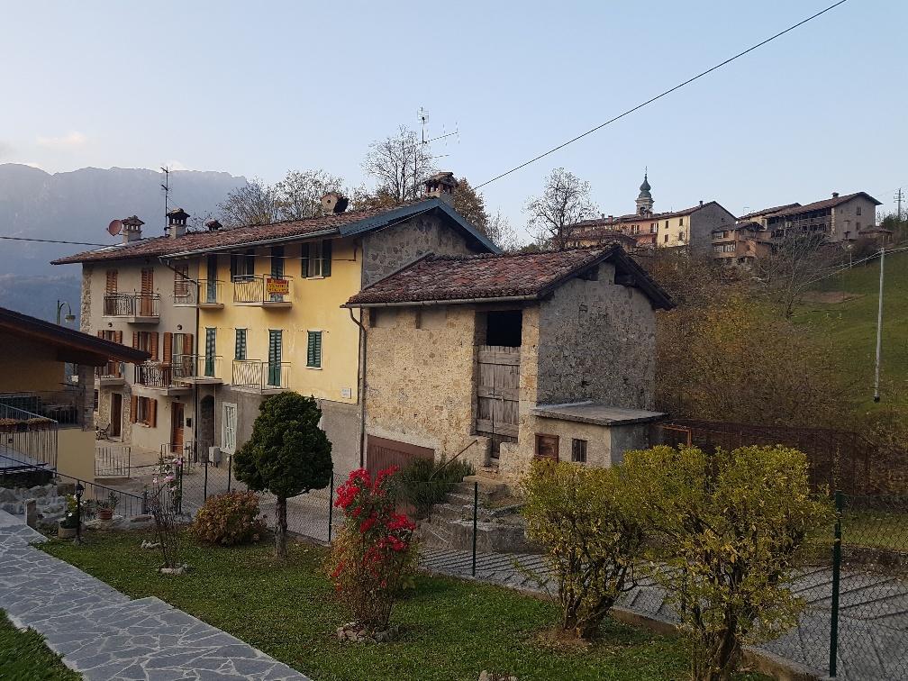 Soluzione Semindipendente in Vendita a San Giovanni Bianco