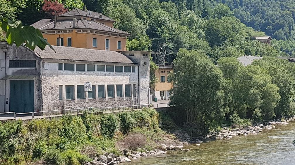 Capannone in vendita a Camerata Cornello, 3 locali, prezzo € 169.000 | PortaleAgenzieImmobiliari.it
