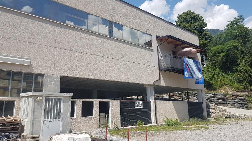 Capannone in vendita a Valnegra, 2 locali, prezzo € 170.000 | PortaleAgenzieImmobiliari.it