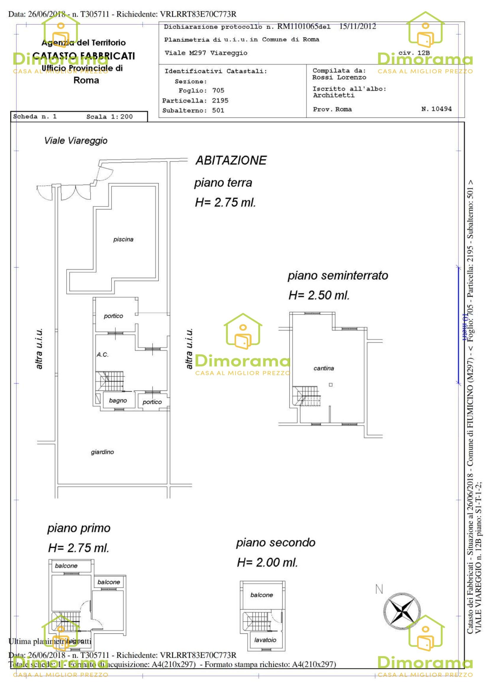 Attività commerciale in vendita Rif. 11954191