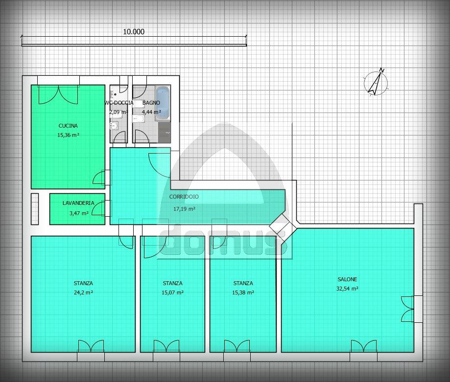 Appartamento TRIESTE R/620