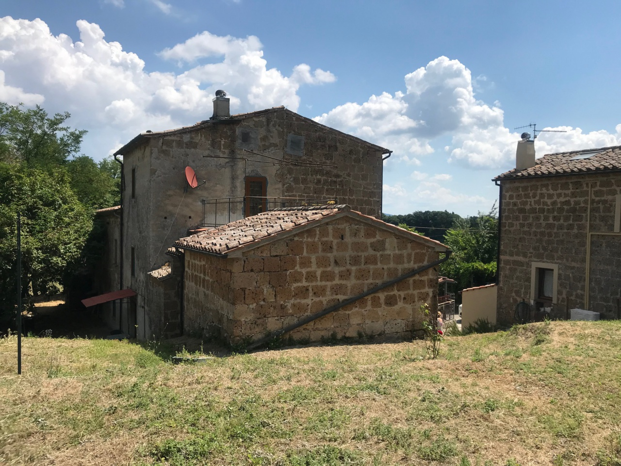 Rustico / Casale in vendita a Proceno, 6 locali, prezzo € 65.000 | CambioCasa.it