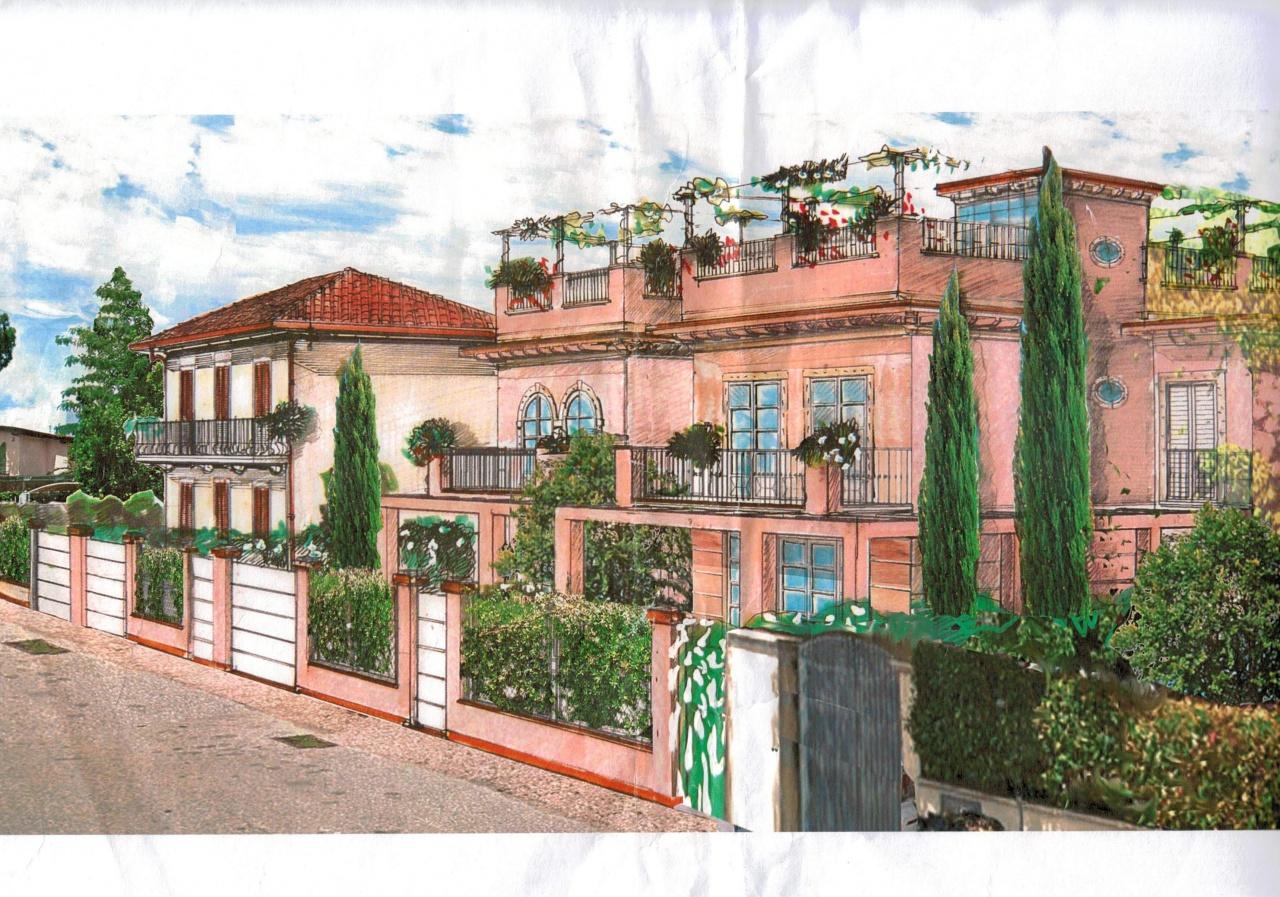 Villa singola PIETRASANTA 1120