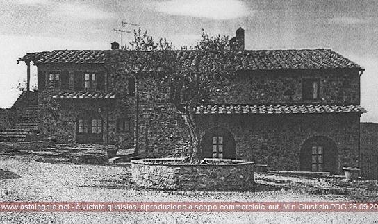 AZIENDA AGRICOLA in VENDITA a Gambassi Terme, Firenze Rif.11688144