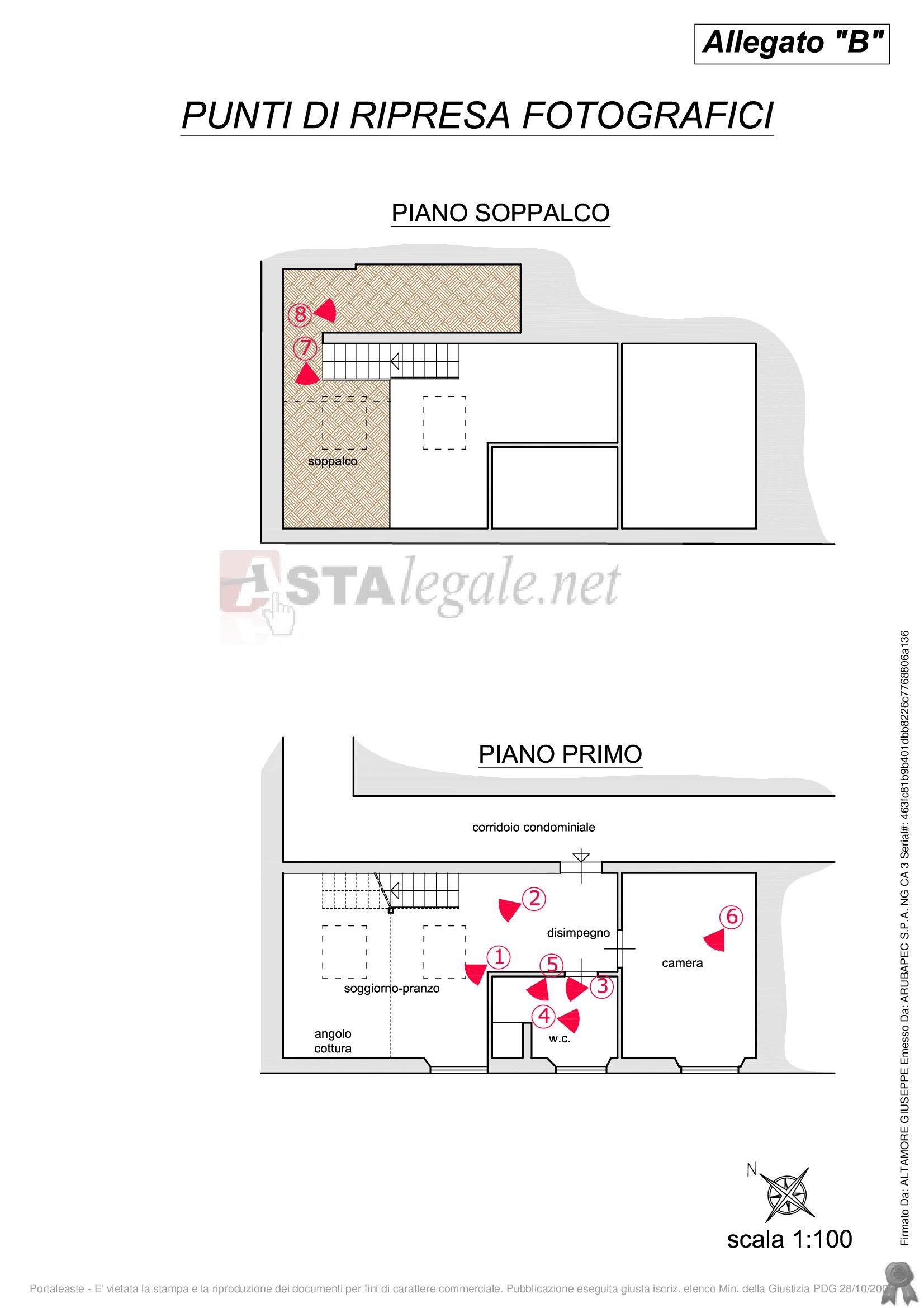 Appartamento bilocale in vendita a Firenze (FI)
