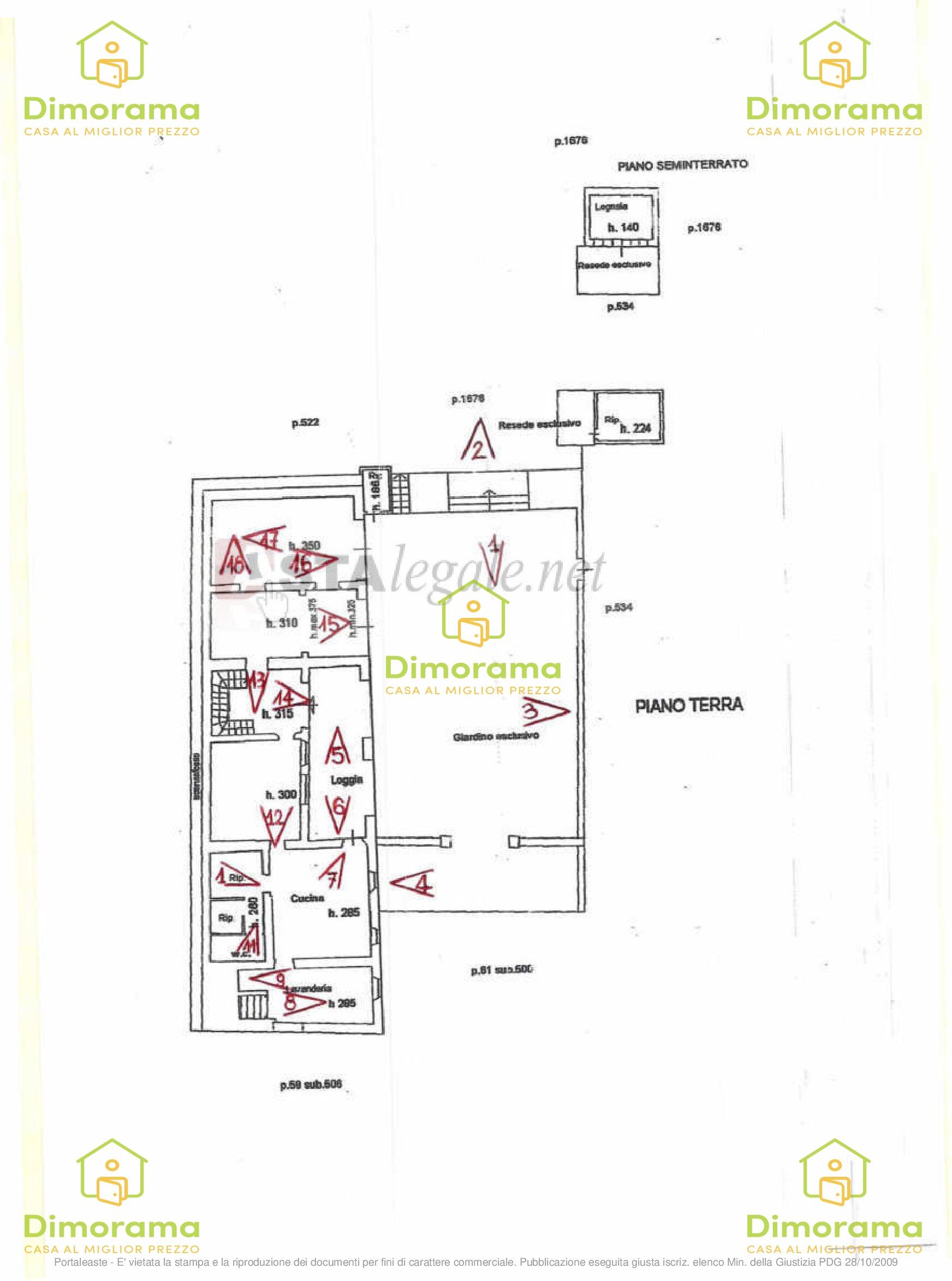 Appartamento in vendita Rif. 11439577