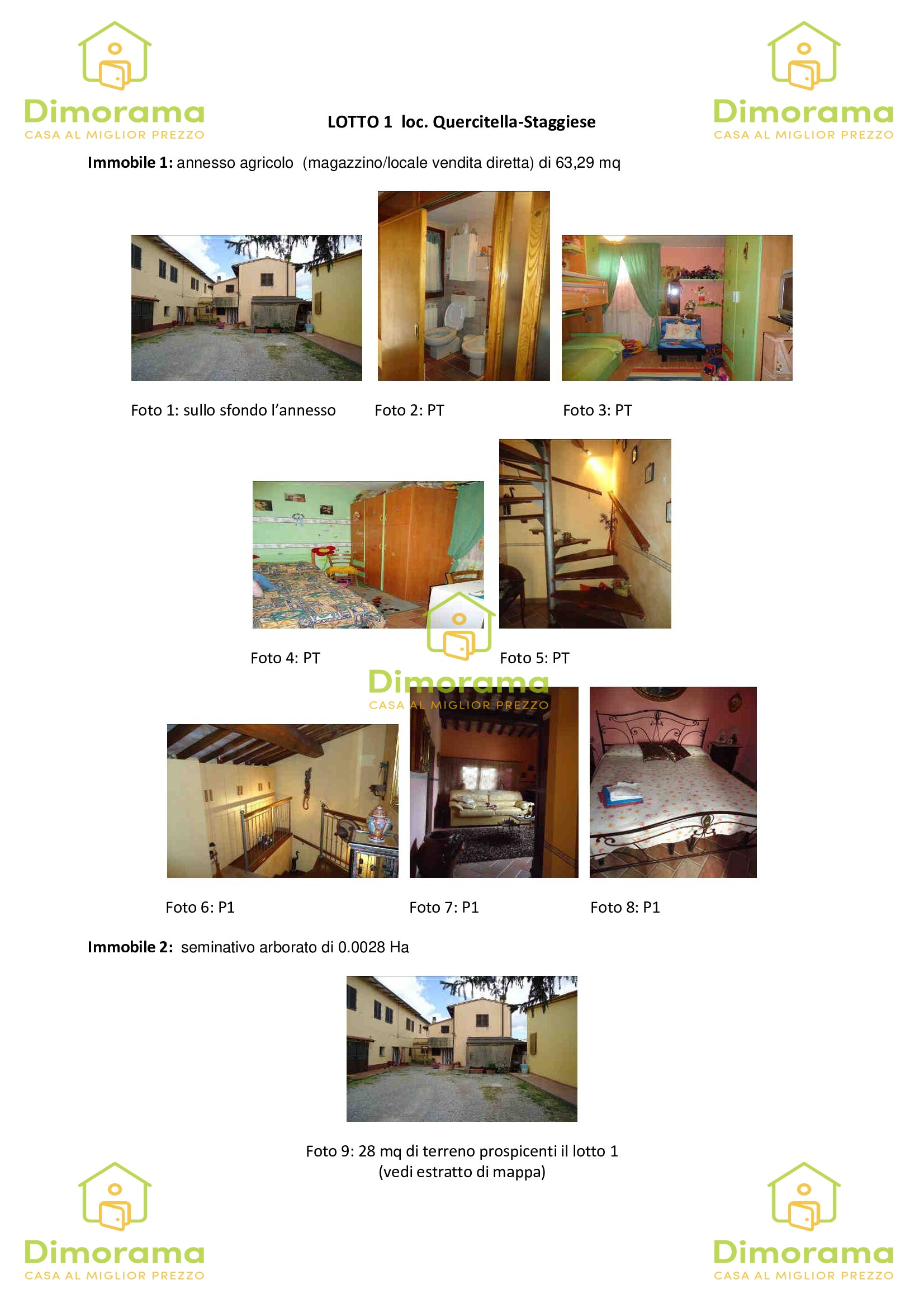 Rustico / Casale in vendita Rif. 11220716