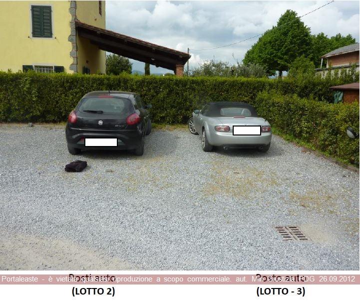 Box e posti auto in vendita Rif. 11492677