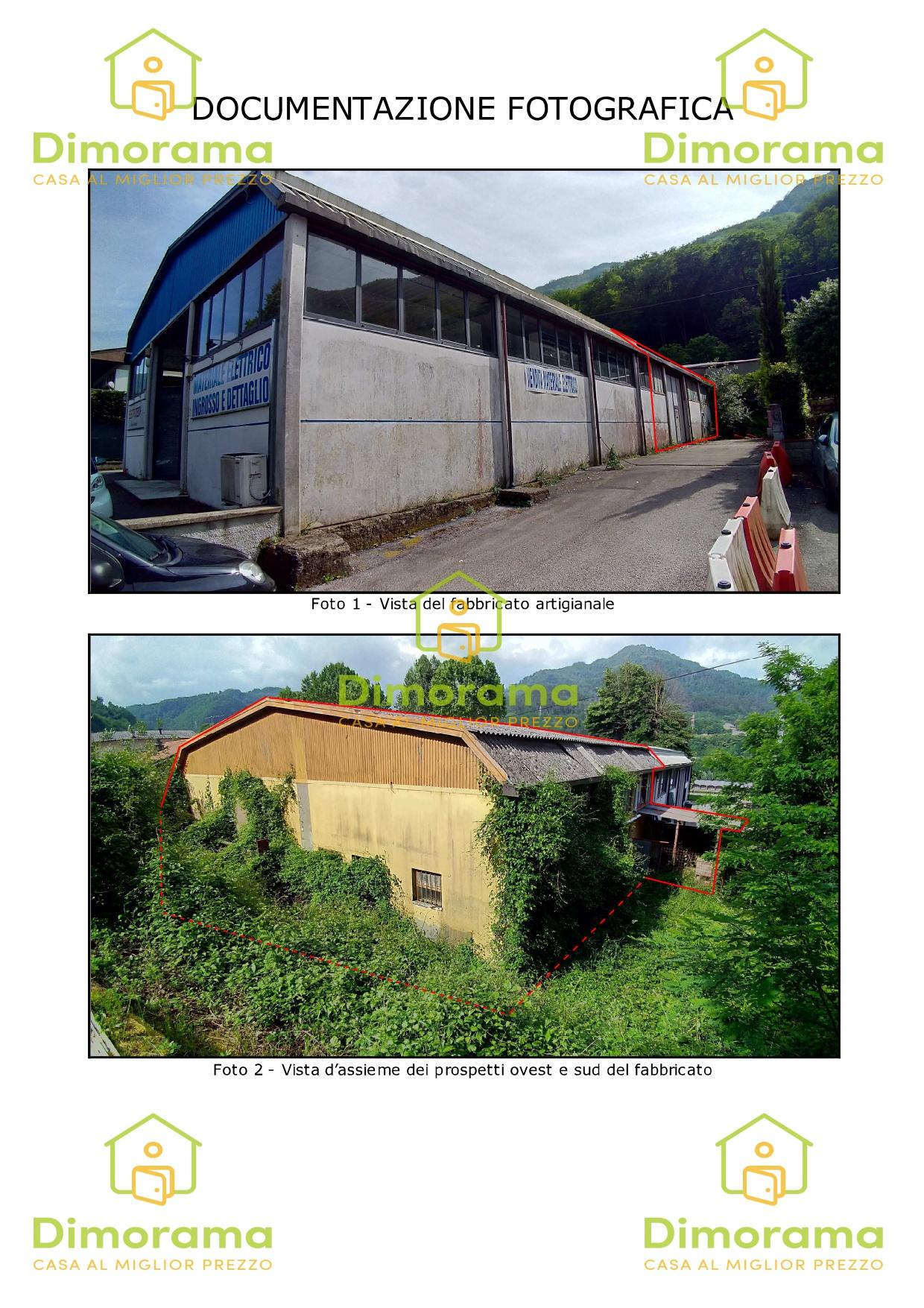 Magazzino - capannone in vendita Rif. 11010308