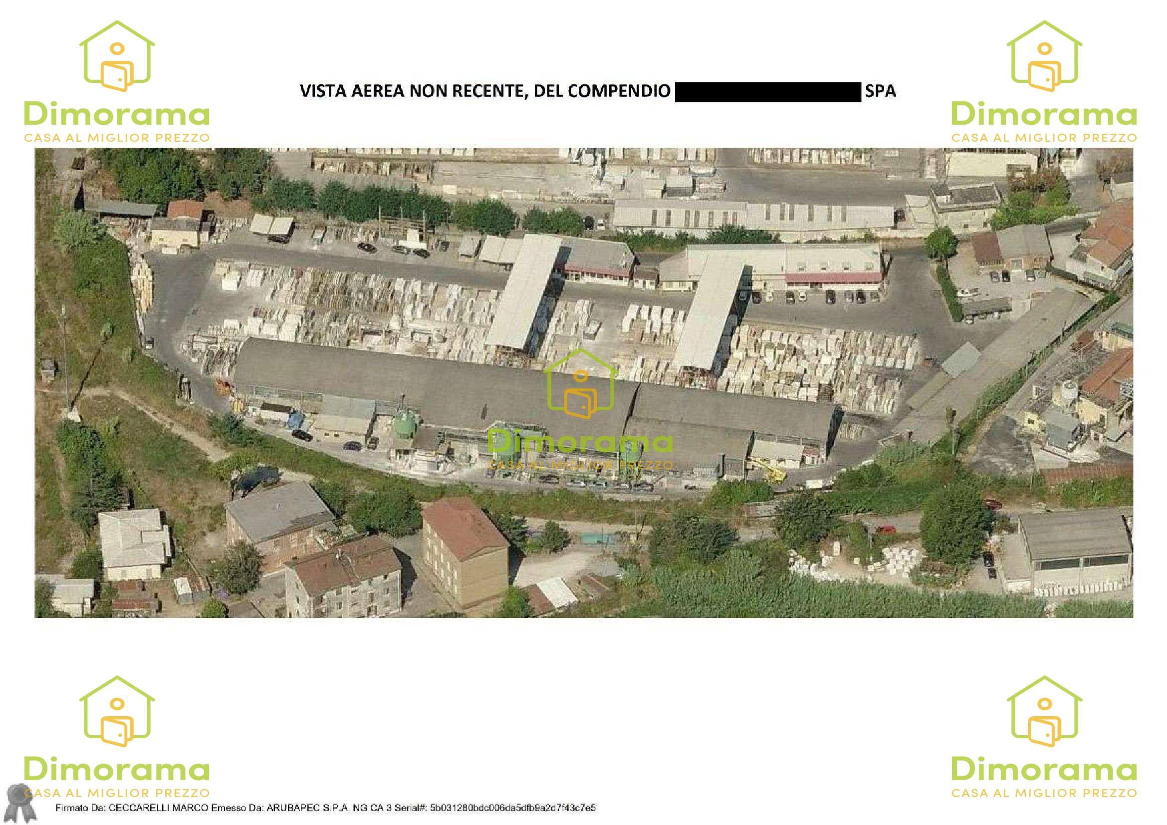 Capannone in vendita a Carrara (MS)