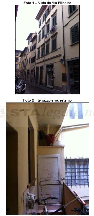 Bilocale Prato Via Filippino 18 3