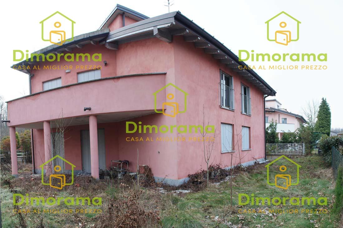 Villa in vendita VIA MONTE GRAPPA SNC Bodio Lomnago