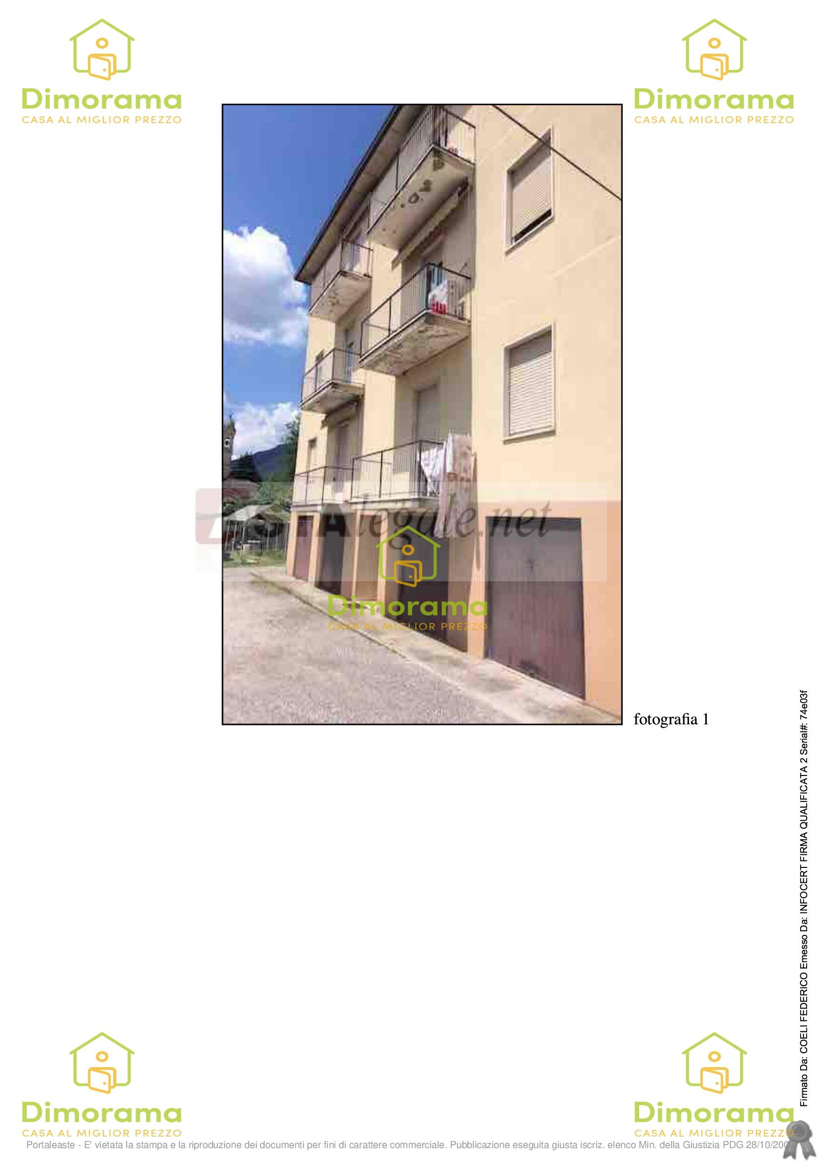 Appartamento in vendita Via Silvio Pellico 59 Arcisate