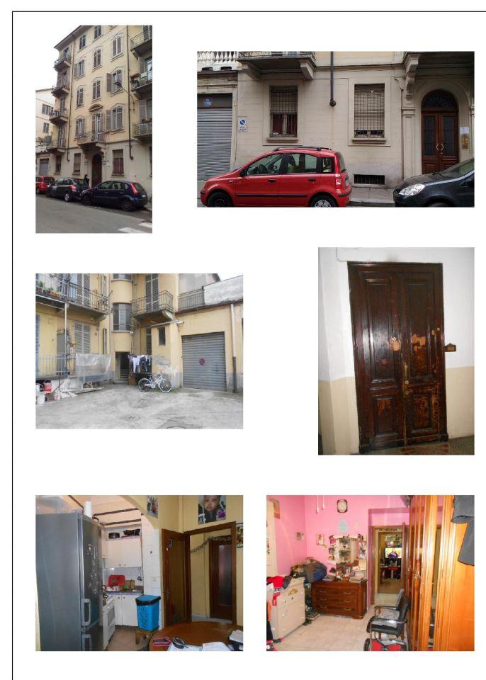 Appartamento trilocale in vendita a Torino (TO)