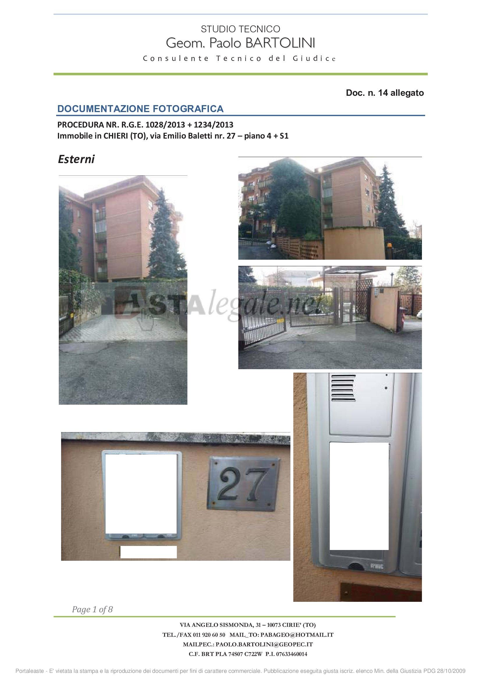 Appartamento in vendita Rif. 10144855