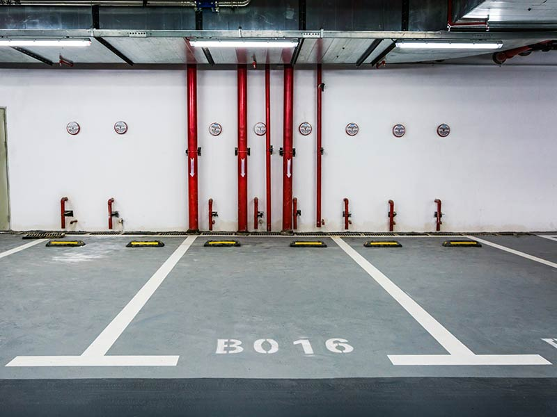 Box e posti auto in vendita Rif. 10861811