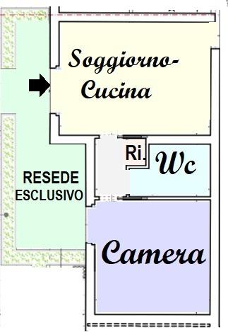 Rif. 2Z – Appartamento in Vendita