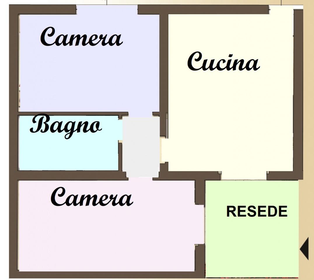Rif. 3Z – Appartamento in Vendita